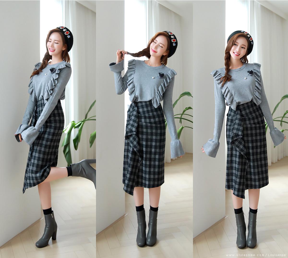 韓国人気ファッションブランド『スタイルオンミ』