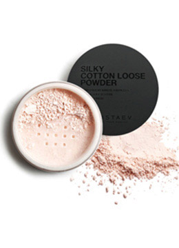 [Mustaev] Silky Cotton Loose Powder, Styleonme