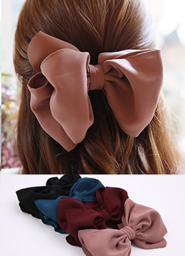 Large Ribbon Hairpin, Styleonme