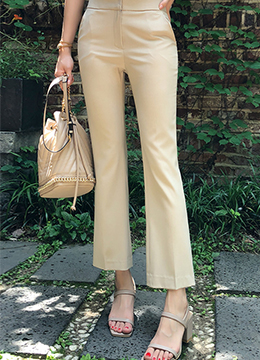 Perfect Fit Boot-Cut Summer Slacks, Styleonme