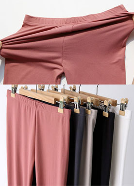 5Colors Basic Leggings, Styleonme