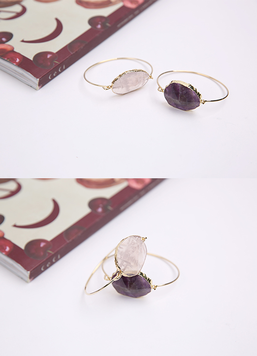 Gemstone Gold Ring, Styleonme