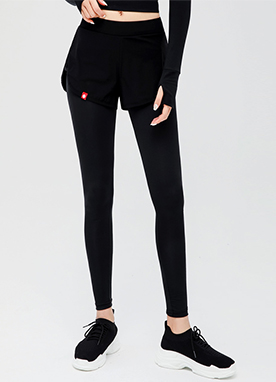 Red Label Comfortable Pants Leggings, Styleonme