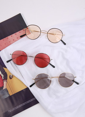 Hot Summer Tinted Sunglasses, Styleonme
