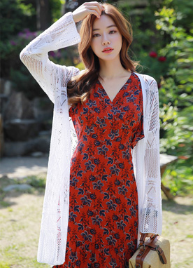 Summer Long Cardigan, Styleonme