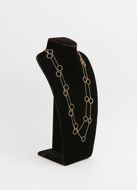 Long Layered Necklace, Styleonme