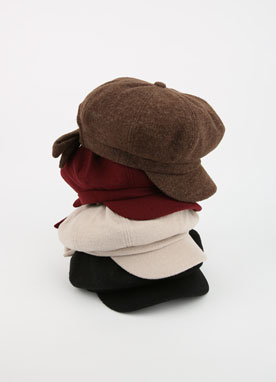Ribbon News Boy Cap, Styleonme