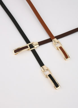 Dailywear Slim Belt, Styleonme