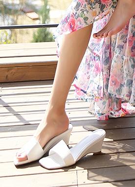 對角線坡跟鞋, Styleonme