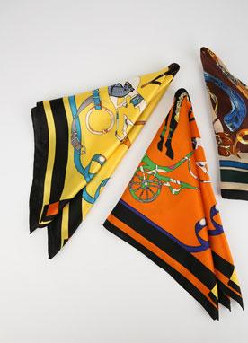絲綢圍巾, Styleonme