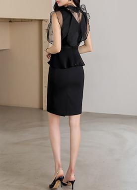 基本款H型顯瘦半身裙, Styleonme