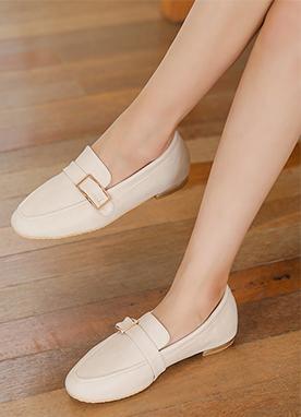 長方形環扣平底鞋, Styleonme