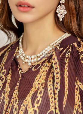 華麗珍珠項鏈, Styleonme