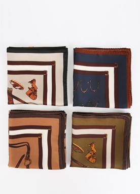 方形絲巾, Styleonme