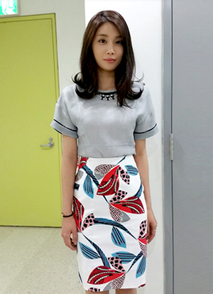 Unique Printing Design Skirt, Styleonme