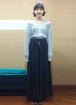 Chic Girl Soft Wide Pants, Styleonme