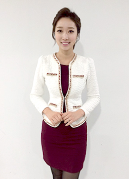 Embossed Cardigan Jacket, Styleonme