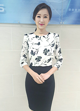 Chiffon Sleeve Floral Blouse, Styleonme