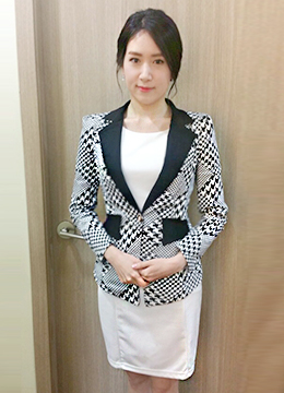 Houndstooth Slim Fitted Jacket, Styleonme