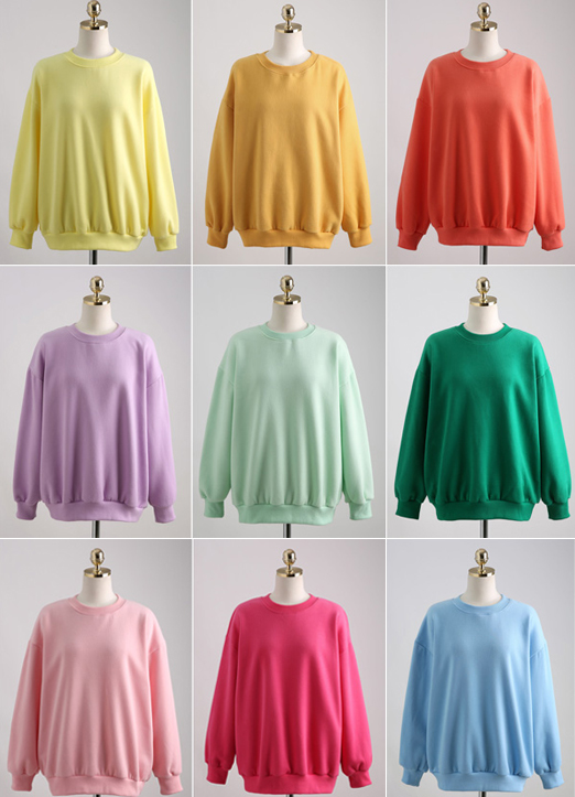 Colors of the Rainbow Sweatshirt, 스타일온미