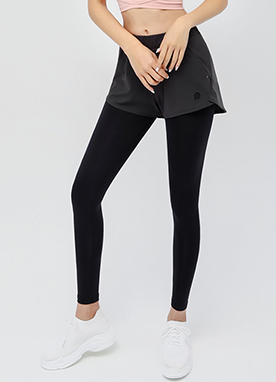 Jet Air Shorts Leggings, Styleonme