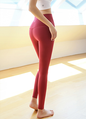 High-Waisted Leggings, Styleonme