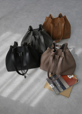 Daily Bucket Bag, Styleonme