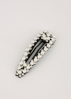 Pearl & Cubic Hairpin, Styleonme
