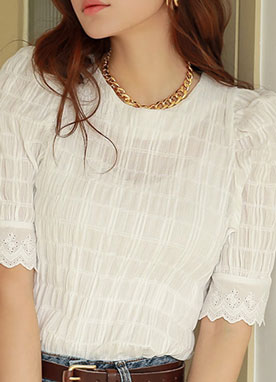 Chic Gold Chain Necklace, Styleonme