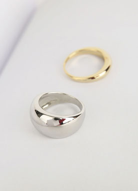 Gold & Silver Ring, Styleonme