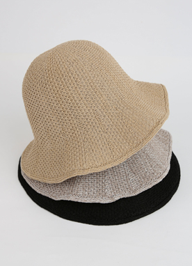 Straw Floppy Hat, Styleonme
