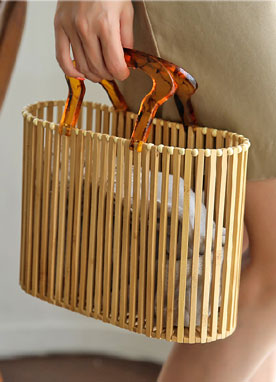 Summer Rattan Bag, Styleonme