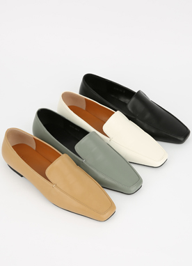 Simple Daily Loafers, Styleonme