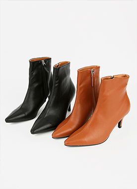 Modern Leather Boots, Styleonme