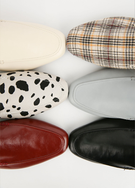 6Color Daily Loafers, Styleonme