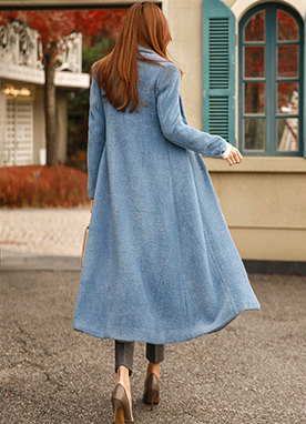 Unique Standard Long Coat, Styleonme