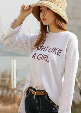 Girls are Strong Daily Top, Styleonme