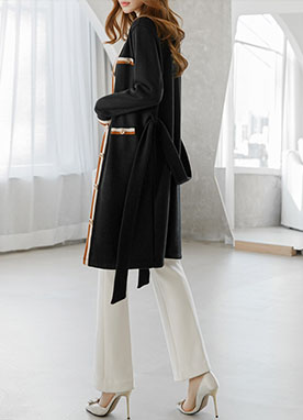 Long Tipped Cardigan, Styleonme