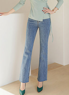 High Rise My Essential Jeans, Styleonme
